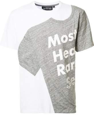 Mostly Heard Rarely Seen 'T-shirt' print T-shirt