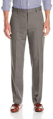 Van Heusen Men's Traveler Classic Fit Flat Front Pant