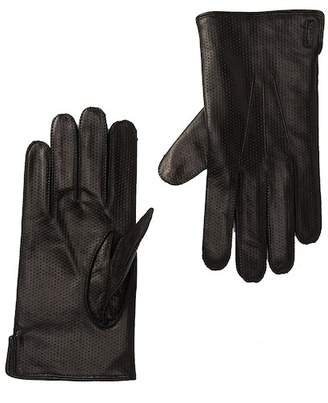 Hestra Andrea Perforated Leather Wool Lined Gloves