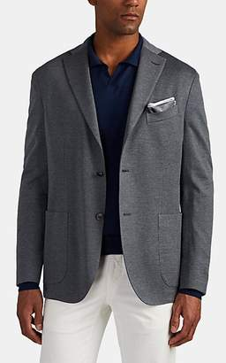 "Boglioli Men's ""K Jacket"" Wool Two-Button Sportcoat - Gray"