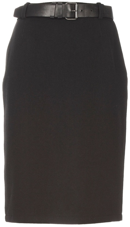 Prada Vintage Pencil skirt