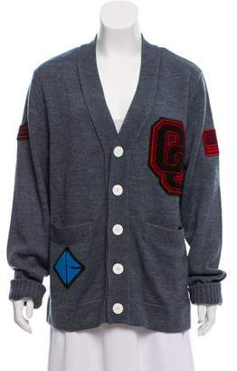 Opening Ceremony Limited Edition Varsity Cardigan w/ Tags