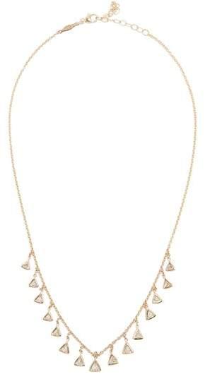 Diamond & yellow-gold necklace