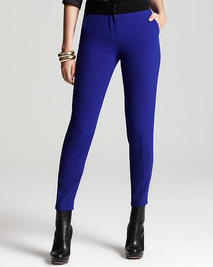Trina Turk Yang Crepe Suiting Pants