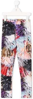 Molo Celebration print leggings