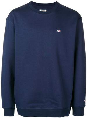 Tommy Jeans classics crew neck sweatshirt