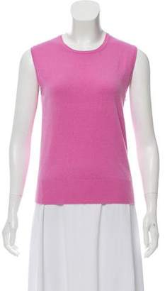 Cruciani Sleeveless Cashmere Sweater