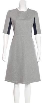 Richard Nicoll Paneled Flare Dress