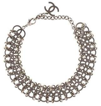Chanel CC In The Air Choker