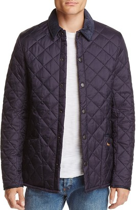 Barbour Heritage Liddesdale Quilted Jacket $199 thestylecure.com