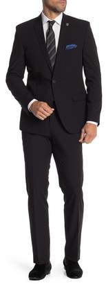 Nick Graham Two Button Notch Lapel Slim Fit Suit