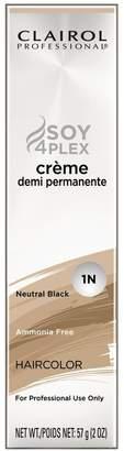 Clairol 1N Neutral Black Demi Permanent Hair Color