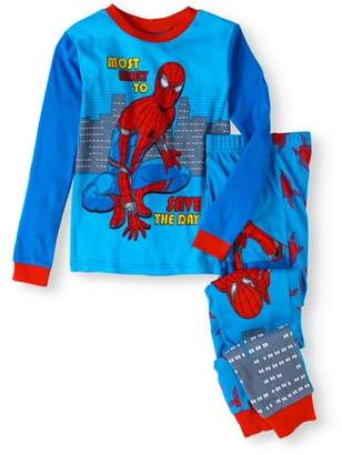 Spiderman Boy's 2 Piece Pajama Sleep Set (Big Boys & Little Boys)