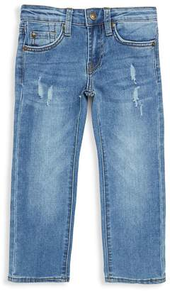 7 For All Mankind Boy's Ripped Jeans