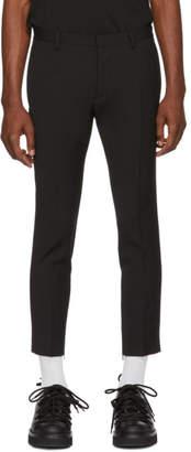 DSQUARED2 Black Skinny Dan Fit Trousers