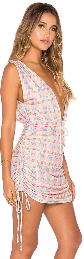 6 Shore Road 6 SHORE ROAD Travelers Cover Up Dress