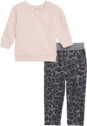 Splendid Thermal Top & Leggings Set