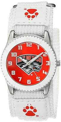 "Game Time Unisex COL-ROW-NM ""Rookie White"" Watch - New Mexico"
