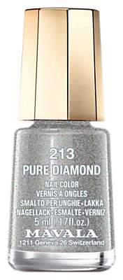 Mavala Mini Colour Nail Polish - Glitter, 213 Pure Diamond