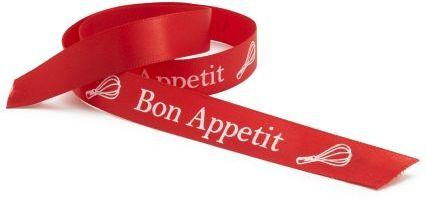 Sur La Table Bon Appetit Red Ribbon