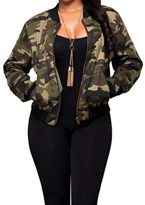 98ab9686a1 sexycherry Faddish Military Casual Lightweight Thin Short Jacket Coat for  Women