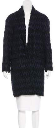 Isabel Marant Oversize Textured Coat