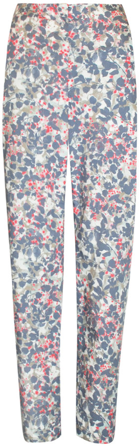 Cacharel Floral Printed Trousers