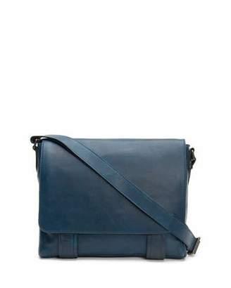 Frye Men's Logan Leather Messenger Bag