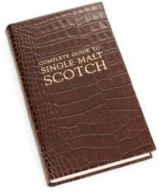 Graphic Image Complete Guide to Single Malt Scotch Book