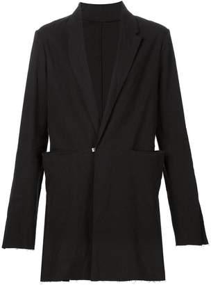 Ma+ long blazer