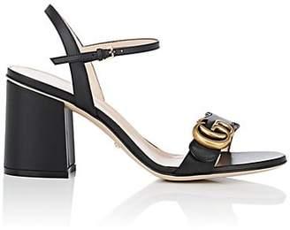 2920fa2fd884 Gucci Women s Marmont Leather Sandals - Black