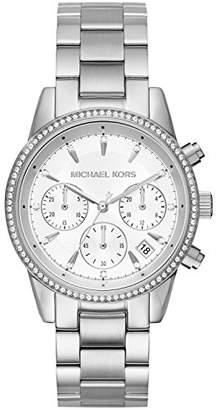 Michael Kors Women's Ritz -Tone Watch MK6428