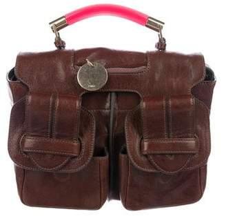Chloé Saskia Leather Satchel