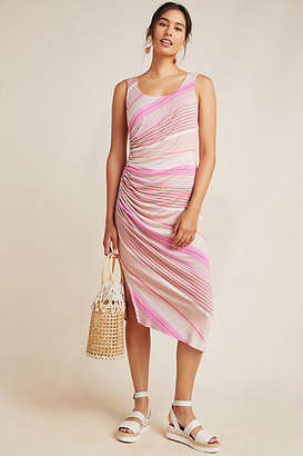 Bailey 44 Reina Striped Midi Dress