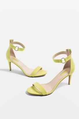 Topshop Ring Heeled Sandals