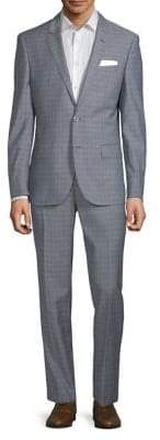 HUGO BOSS Henry Griffin Wool Suit