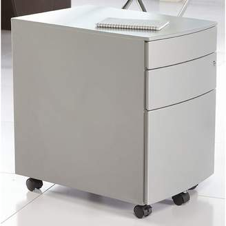 Mercury Row Byerly 3 Drawer Mobile Filing Cabinet