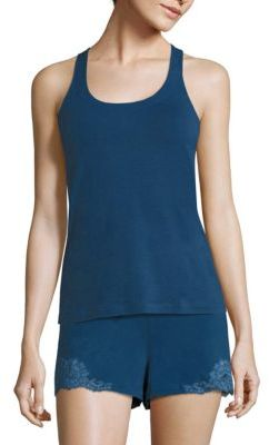 La Perla Souple Tank Top $138 thestylecure.com