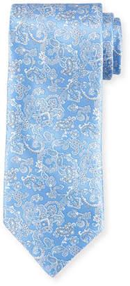 Stefano Ricci Paisley Silk Tie