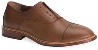 Aquatalia Men's Mattia Leather Dress Shoes