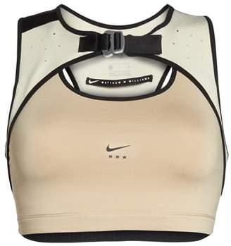 Nike x MMW Medium Support Dri-FIT Sports Bra