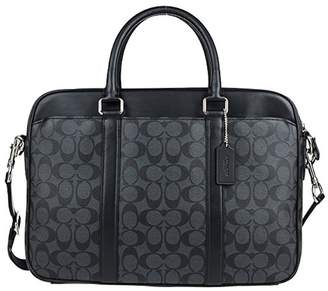 Coach Mens Shoulder Inclined Shoulder Handbag F54803 (Dark CQBK)