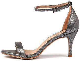 I Love Billy New Connie Pewter Womens Shoes Dress Sandals Heeled