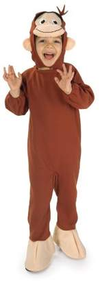 Rubie's Costume Co Curious George Costume