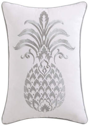 "Pem America Oceanfront Resort Tropical Plantation Pineapple 12"" x 18"" Pillow Bedding"