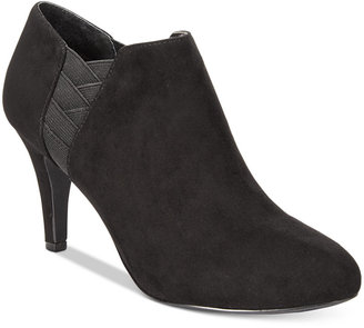 Style & Co. Arianah Dress Booties, Only at Macy's $69.50 thestylecure.com