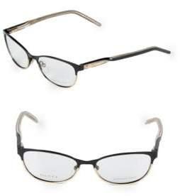Gucci 50MM Oval Optical Glasses