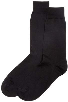 The Men's Store at Bloomingdale's Wool Blend Dress Socks - 100% Exclusive $12 thestylecure.com