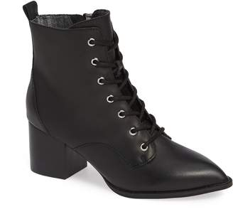 Seychelles Trench Bootie