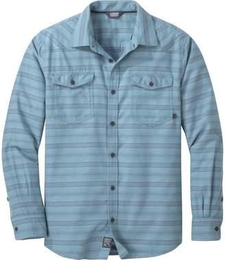 Outdoor Research Pilchuck Long-Sleeve Flannel Shirt - Men's